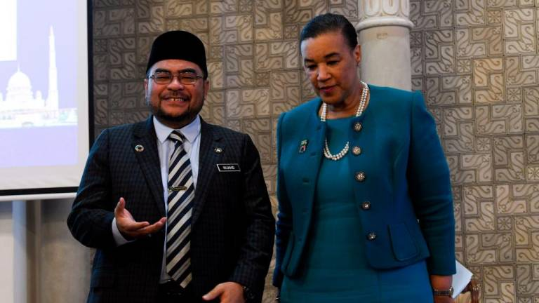 Malaysia has much to contribute in promoting peace, understanding: Baroness Scotland