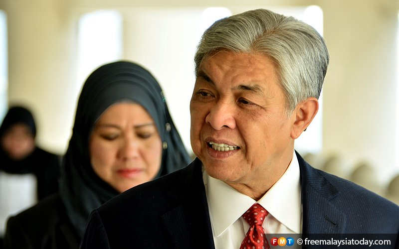 Ministry got nod for direct talks on passport chip supply, Zahid trial told