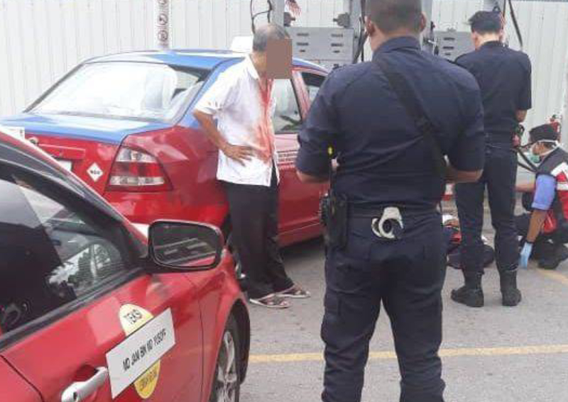 61-year-old man dies in fight with fellow taxi driver, 65, in KL