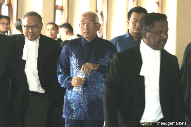 Rosmah's lawyer accuses Mahdzir of cutting deal with Sri Ram, AG to dodge charges