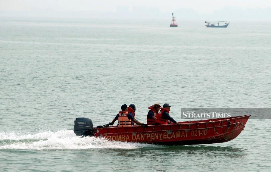 3 Penang fishermen missing at sea; SAR activated