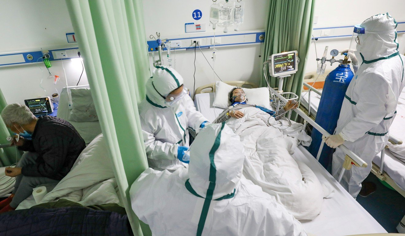 As coronavirus cases get priority in Wuhan hospitals, other patients are losing hope