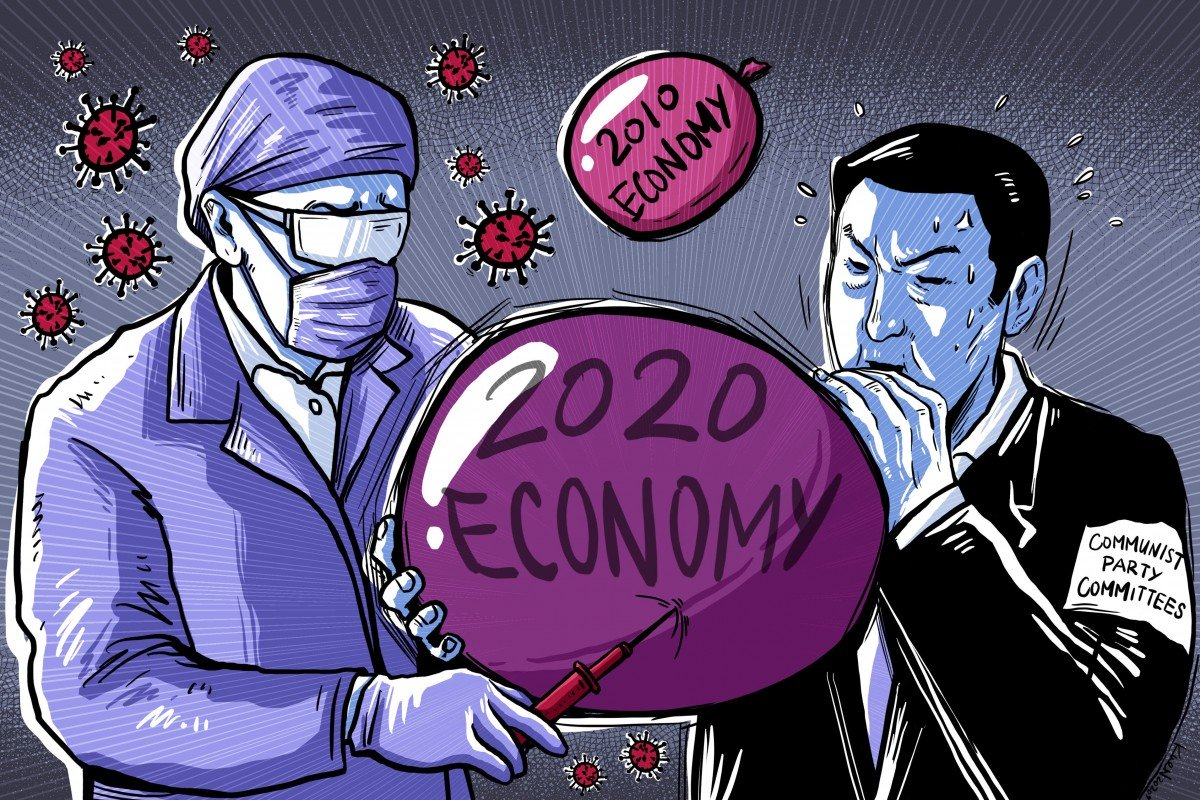Coronavirus: China's small firms at risk while outbreak poses challenge to Beijing's grand economic goals