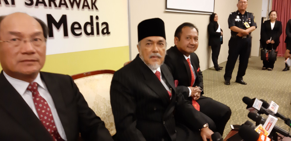 Police report will be lodged against disqualified DAP rep, says Sarawak Speaker