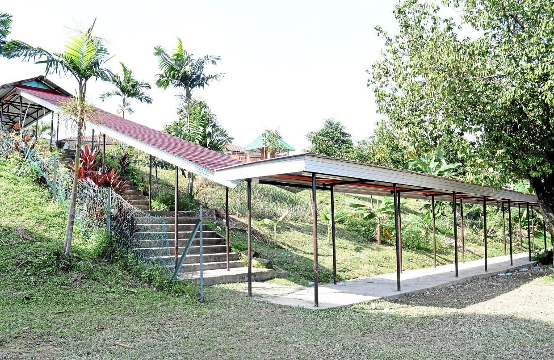 Subang Jaya school's covered walkway repaired