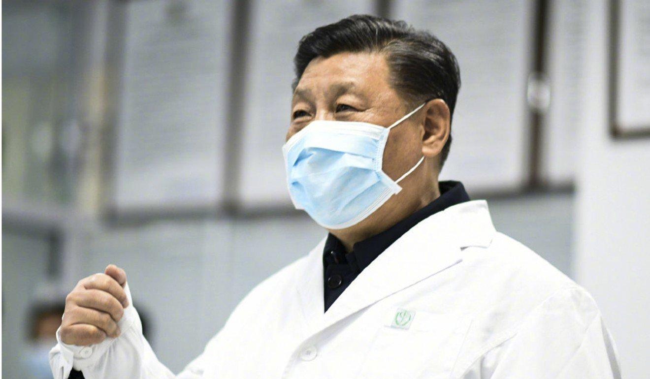 Beijing pins hopes on 'guy with the emperor's sword' to restore order in coronavirus-hit Hubei