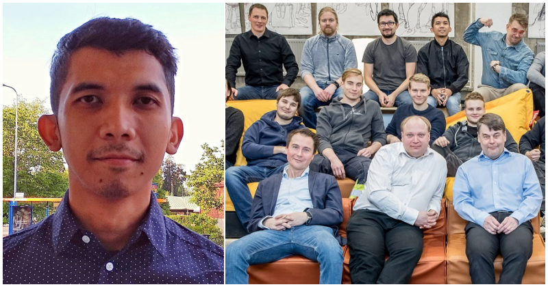 Meet Umar Zakir, the Malaysian in An Engineering Team in Finland to Create 'Driverless' Buses
