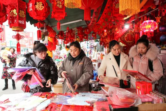 China charges man who wanted banquet despite gathering ban