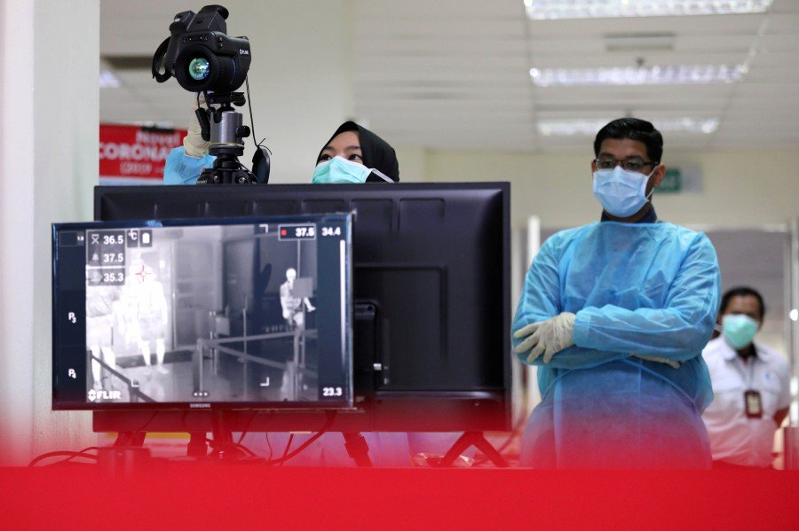Woman from Wuhan is Malaysia's 19th Covid-19 case