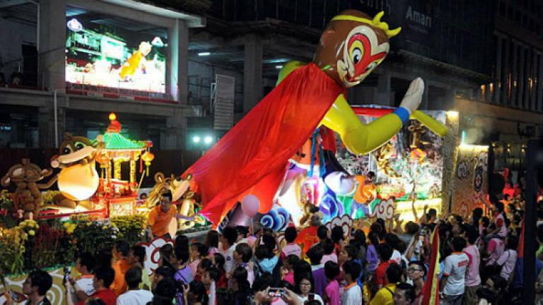 Covid-19: Chingay Parade cancelled on Johor govt's advice