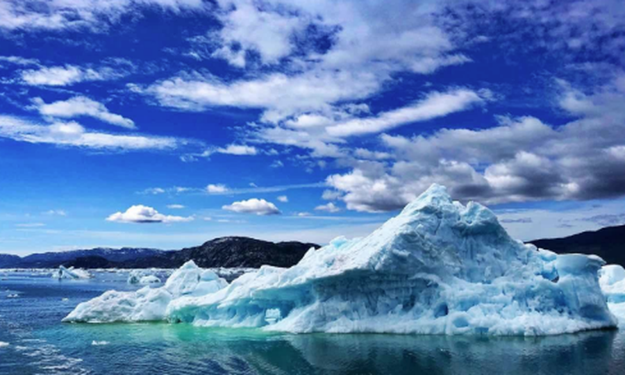 Greenhouse gases linked to ocean circulation