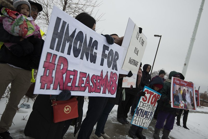 Trump Orders New Deportation of Hmong and Lao Immigrants