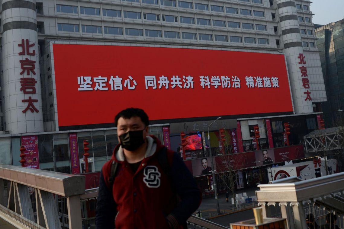 Beijing mobilises the masses in 'people's war' against coronavirus