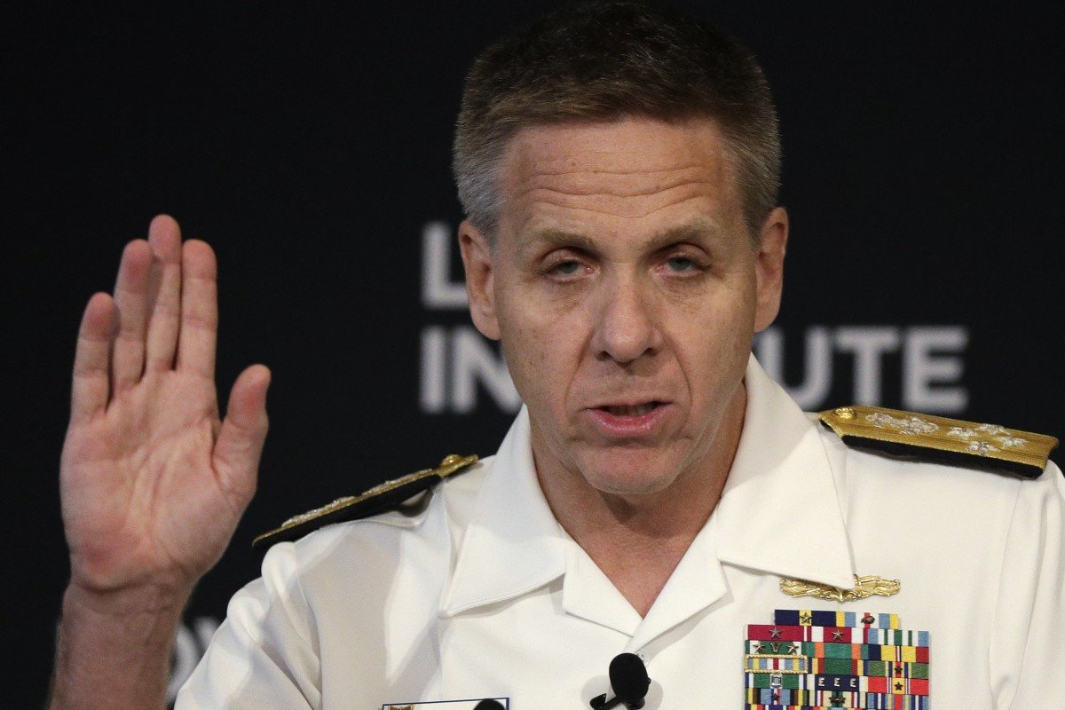China threatens Pacific stability, US commander warns, citing 'military intimidation and outright corruption'