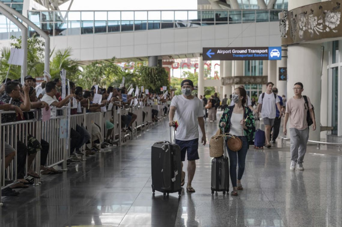 Coronavirus patient visited Bali last month: Chinese authorities