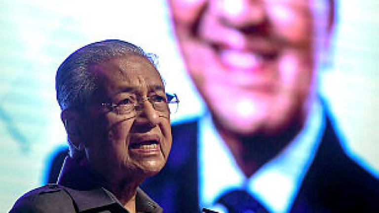 Unrestricted digital material can be fake news that destroys society: Mahathir