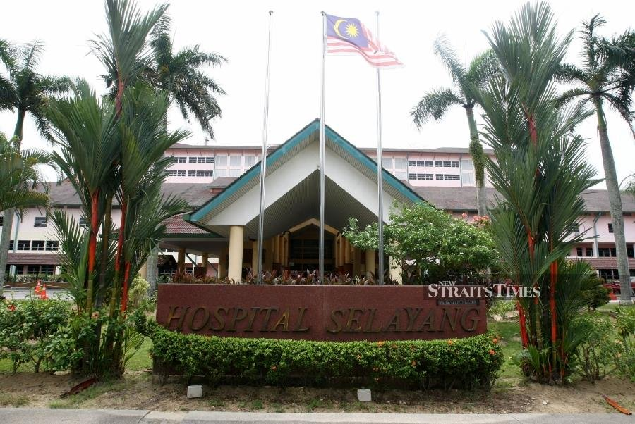 Viral video of Selayang Hospital being Covid-19 hotbed is fake