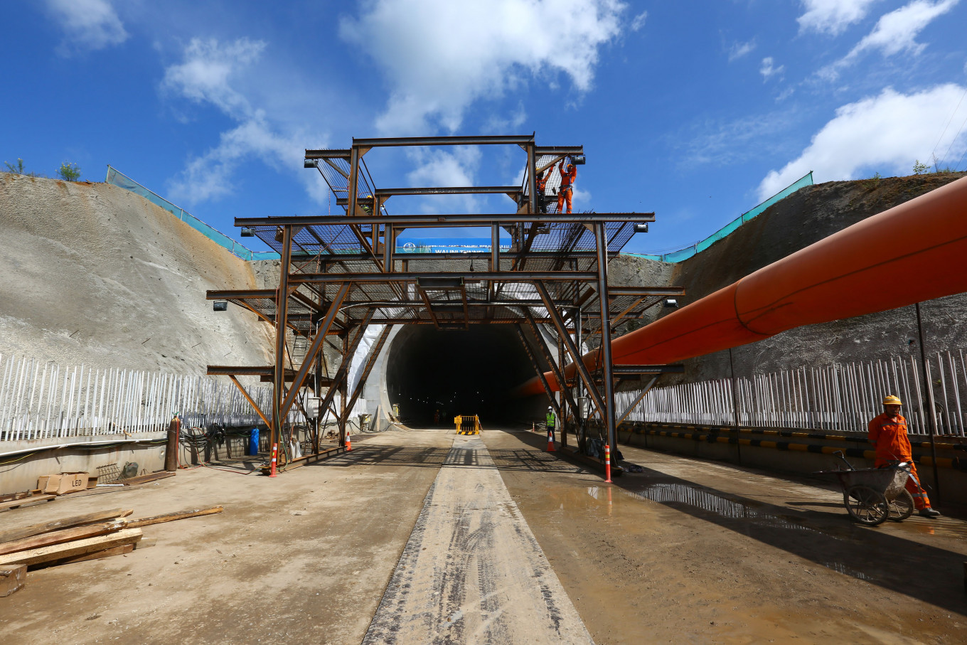 SOE Ministry demands assessment of halted high-speed railway project
