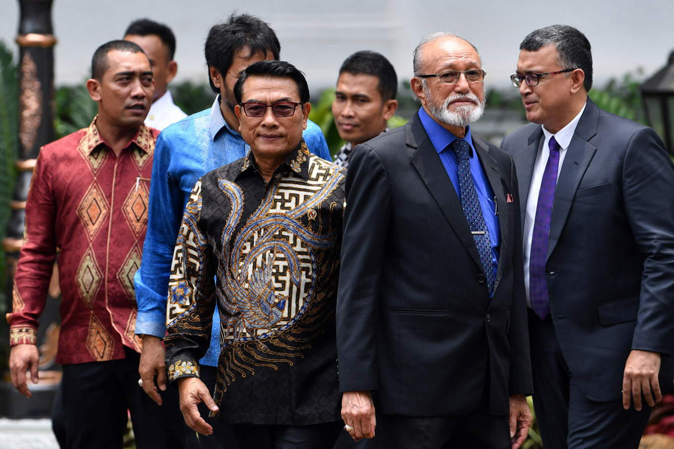 Ex-GAM official demands improvement in Aceh 15 years after Helsinki MoU