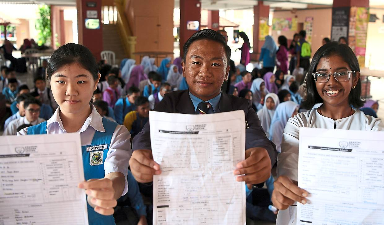 Students thankful to be part of tuition programme