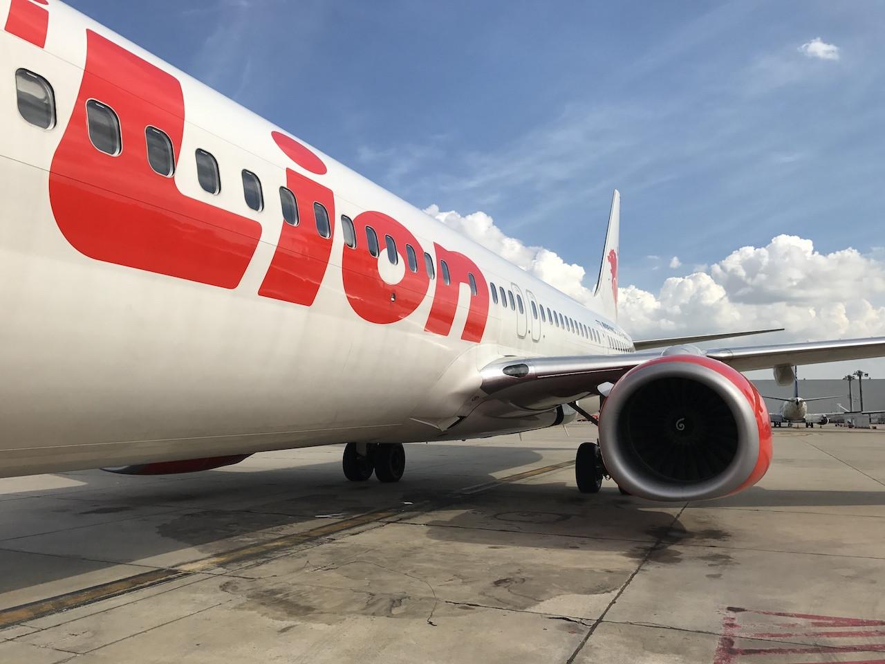 Lion Air confirms passenger named 'Jin' among 188 on Wuhan-Bali flight