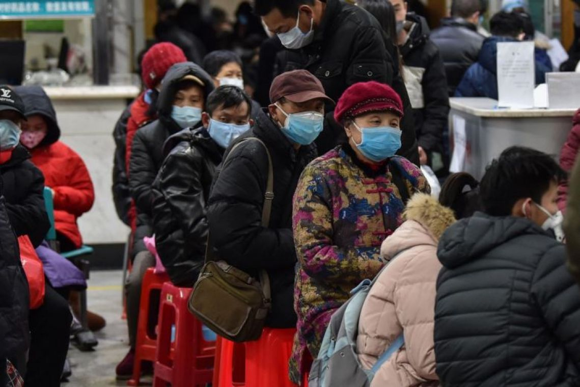Asian Insider Podcast: China, Covid-19 and avoiding coronaviruses at home and work