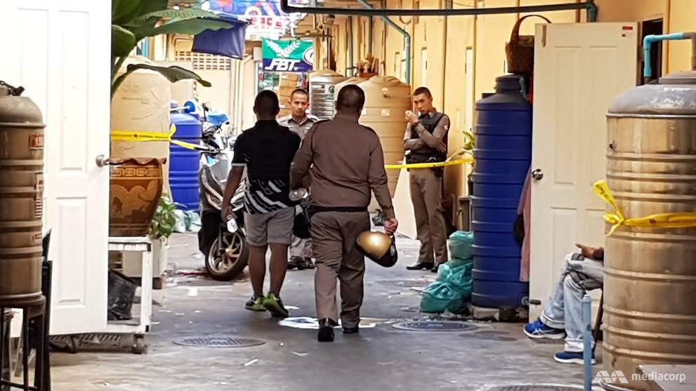 Thai man fires dozens of gunshots in central Bangkok, days after Korat mass shooting