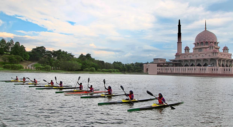 Drawing visitors through ecotourism in Putrajaya