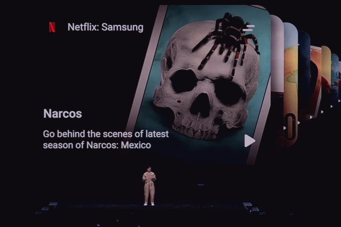Netflix fights new streaming rivals with Samsung partnership
