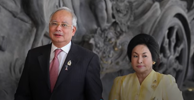 """How Najib and Rosmah took """"Us against the world"""" to a whole new level"""
