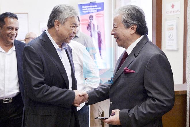 '16 Yayasan Akalbudi cheques had Zahid's signature'