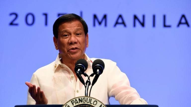 Philippine leader to undergo 'precautionary' virus test