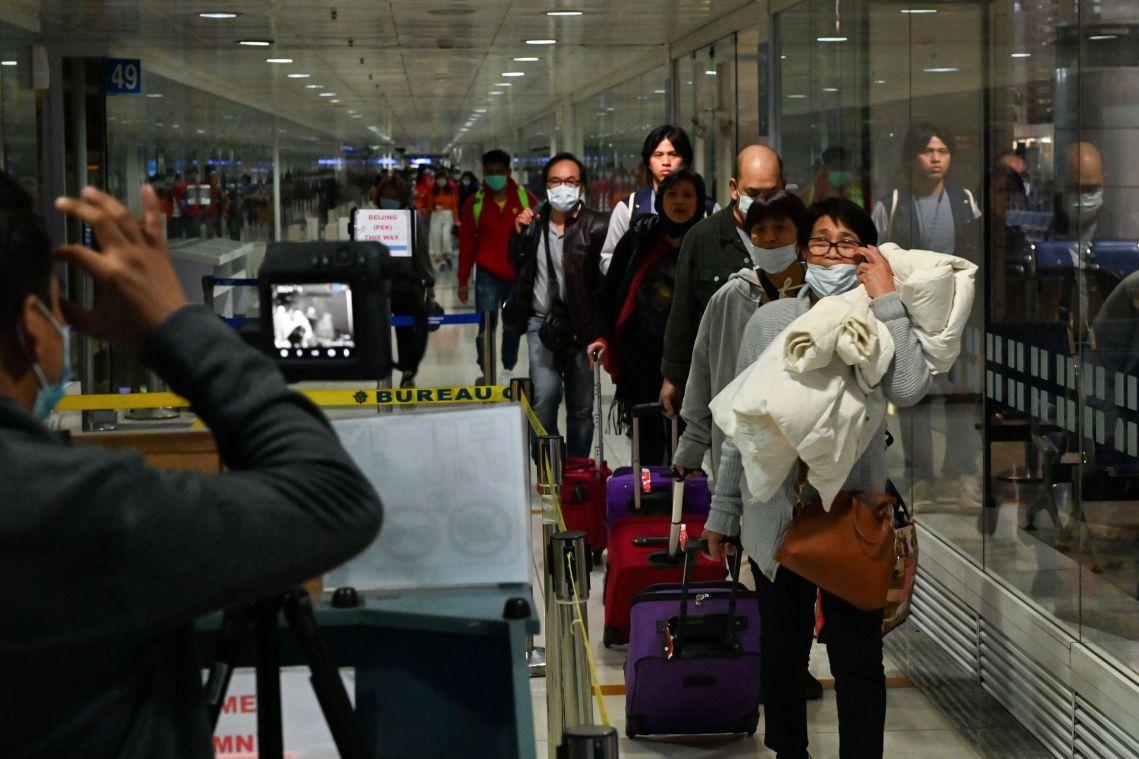 Coronavirus: Philippines to lift Taiwan travel ban