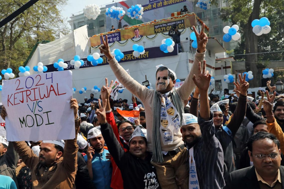 Lessons from Delhi: The Statesman