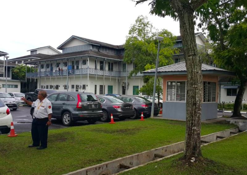 Sarawak records 4 new suspected Covid-19 cases