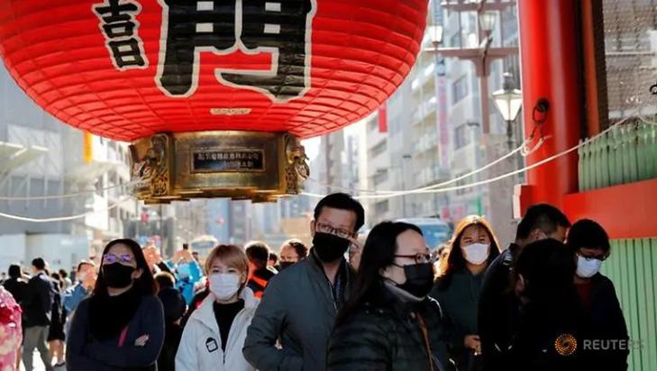 【冠状病毒19】多地出现源头不明病例 日本专家:今后可能迅速蔓延