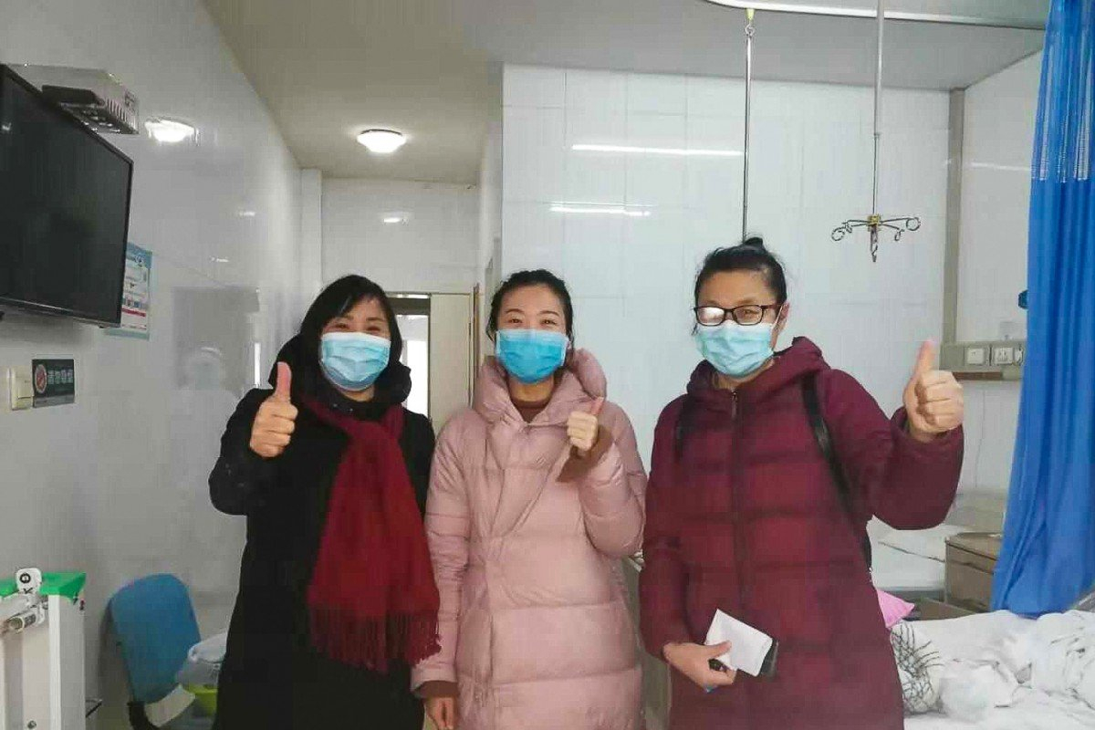 'I had no choice but to be strong': how one Chinese doctor survived coronavirus