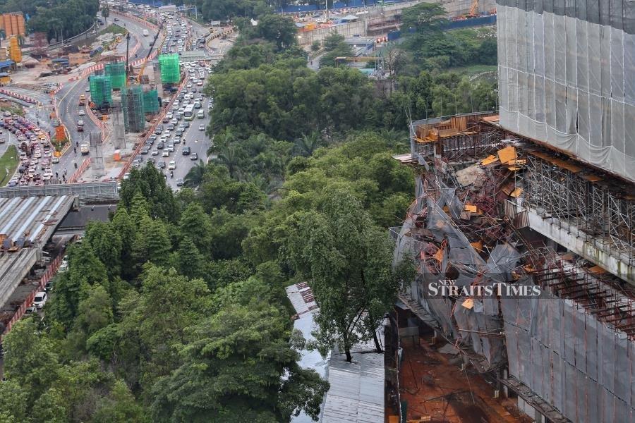 Stop spreading fake news on condominium collapse