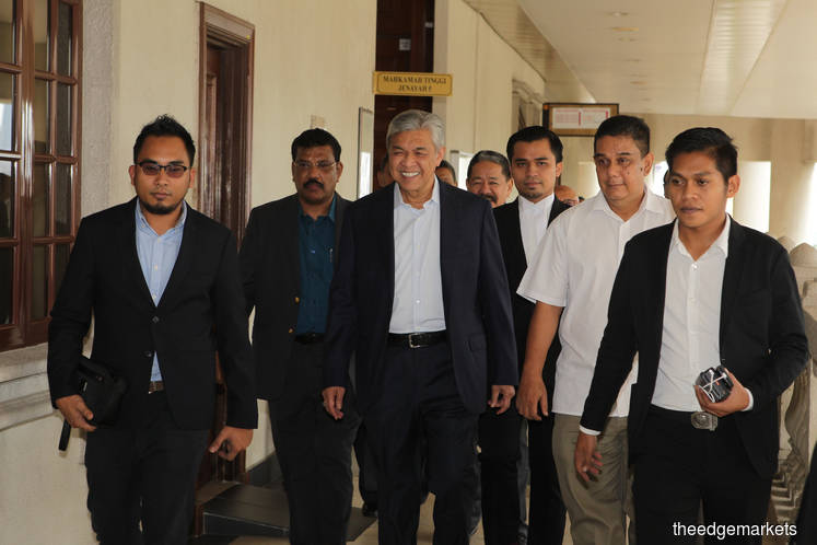 Zahid directed that DTSB's passport chips be used — witness