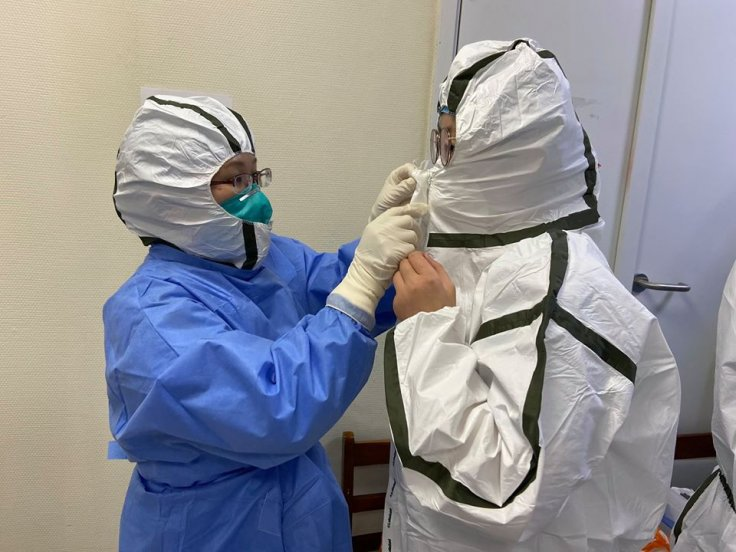 Rare pictures of mysterious Wuhan virus lab fuel conspiracy theory on Coronavirus origin further
