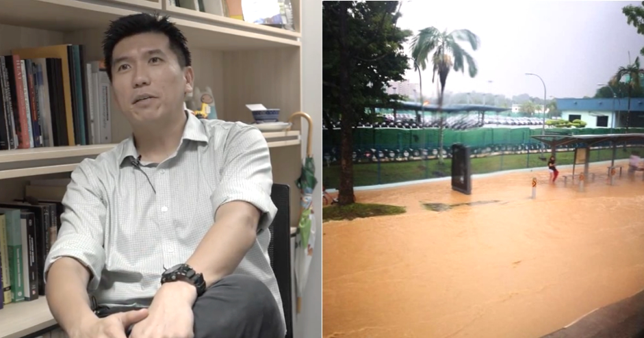S'porean climate scientist compares climate change to S'pore football — things are tough & hard to solve