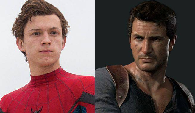 Uncharted Movie Tom Holland Teases Younger Take On Nathan Drake