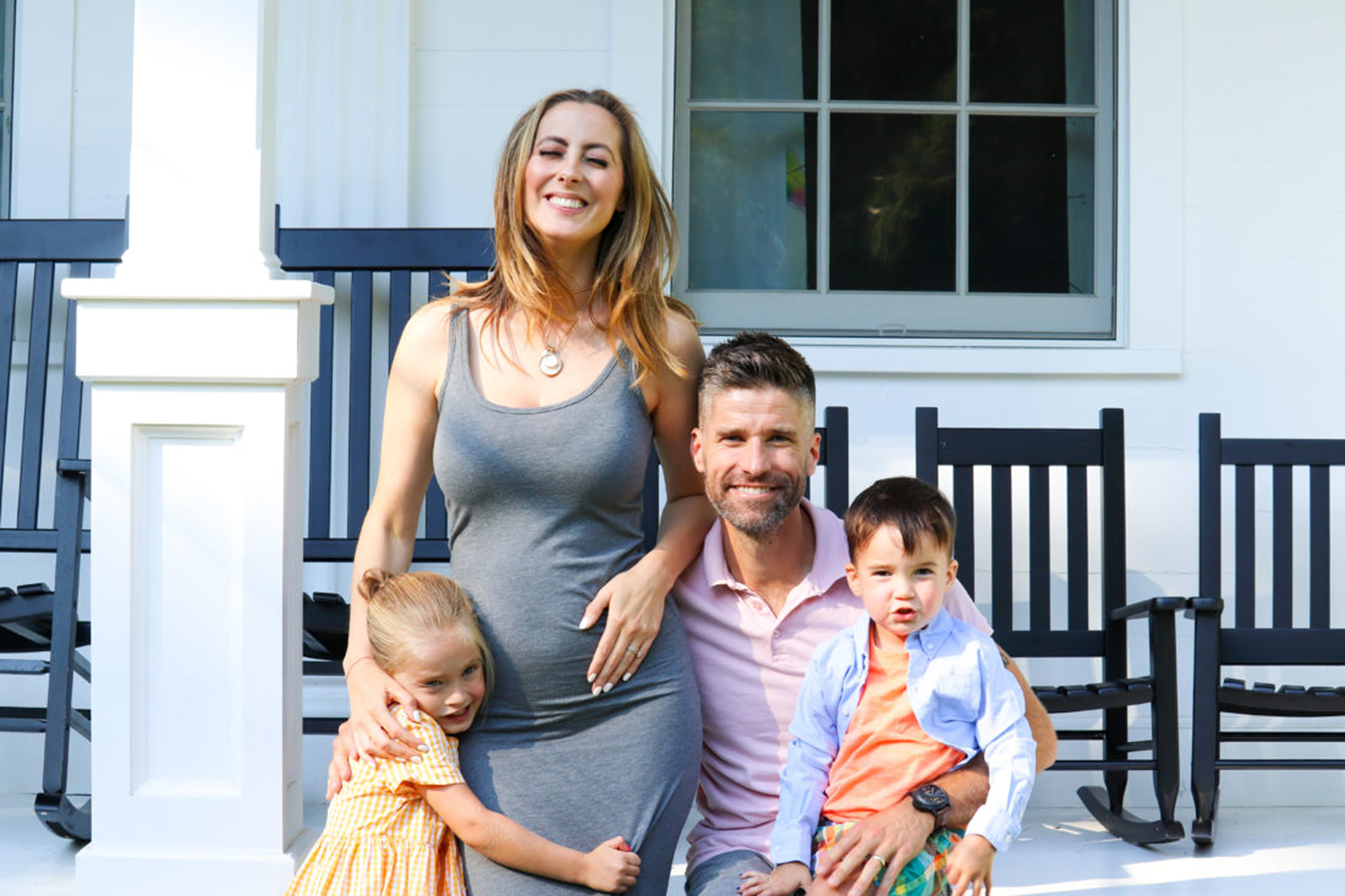Pregnant Eva Amurri Says Ex Kyle Martino Will Not Be in Delivery Room for Their Child's Birth