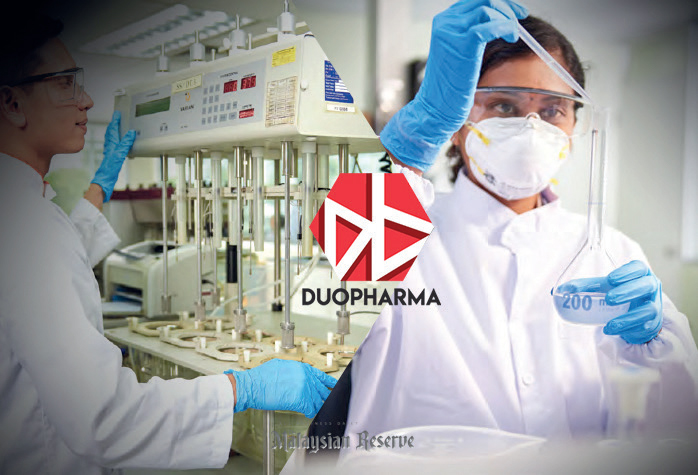 Duopharma Biotech's 4Q19 earnings down 16.3%