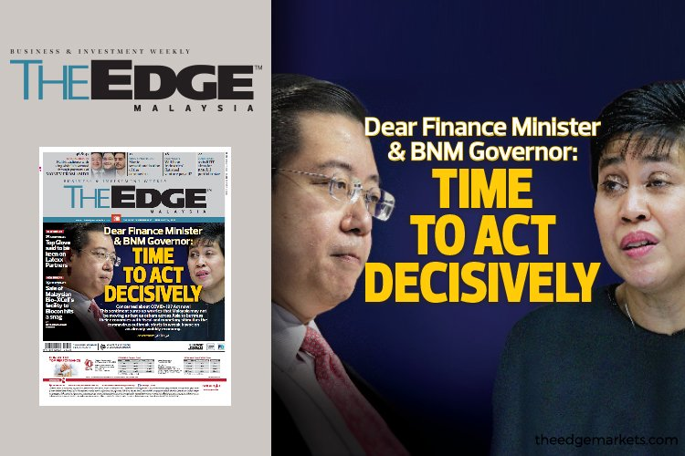 Dear Finance Minister & BNM Governor: Time to act decisively