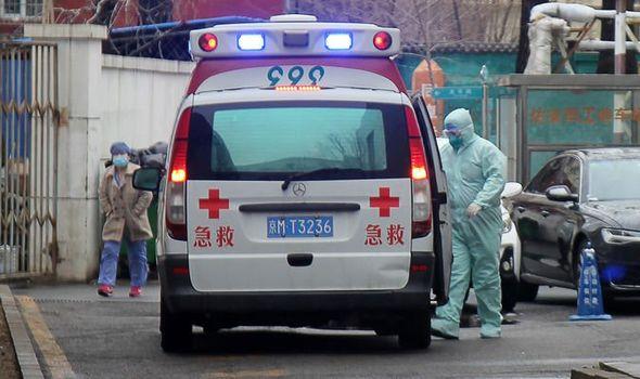 Coronavirus: Harrowing footage of three young siblings in same body bag as China in crisis