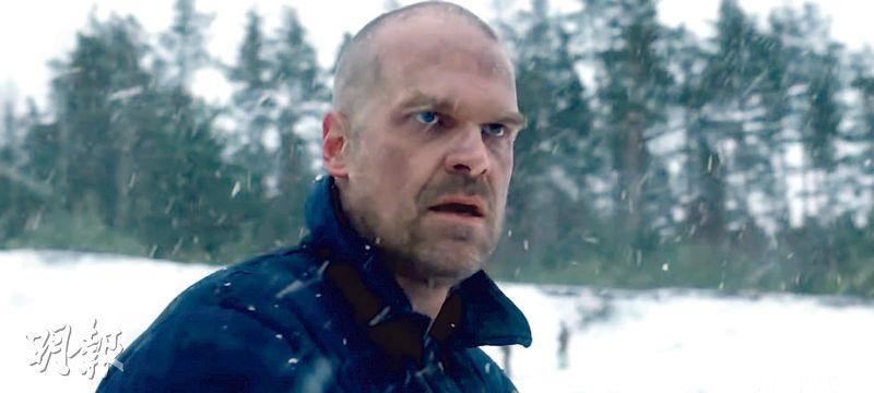 《怪奇物语4》预告 Hopper警长回归