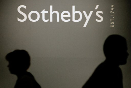 Sotheby's New York spring sales set for London, without an audience - The Jakarta Post