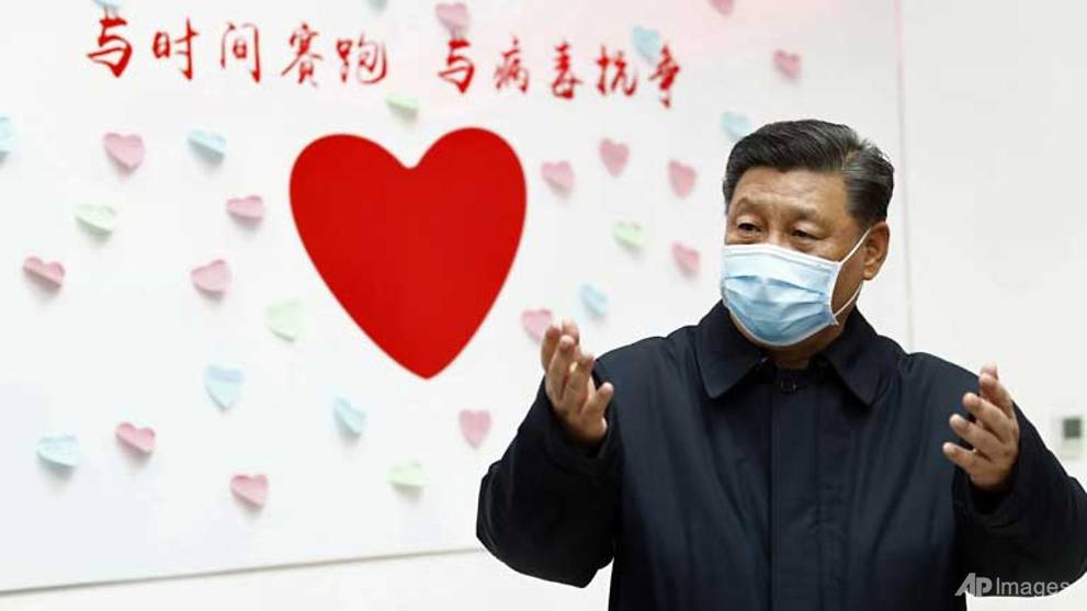 Commentary: China's COVID-19 push for global influence