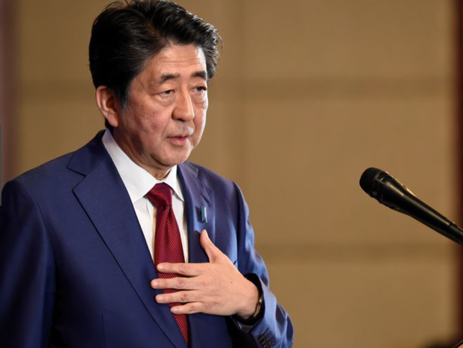 安倍拟向日本民众发现金:不设收入限制 每人发10万日元